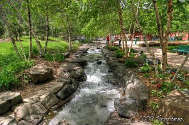 Mears Park Stream