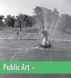 Click to view Public Art Section