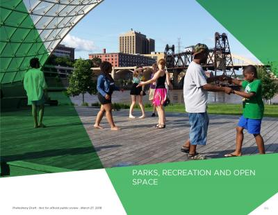 Parks, recreation and open space chapter
