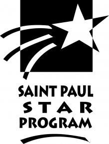 STAR logo black-white