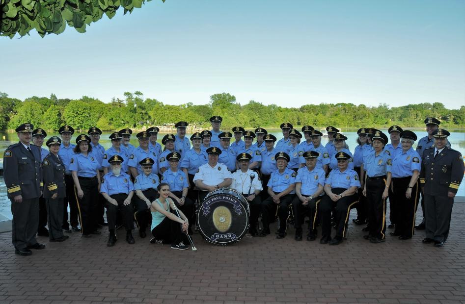 Saint Paul Police Band