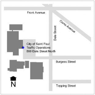 Dale Street office location