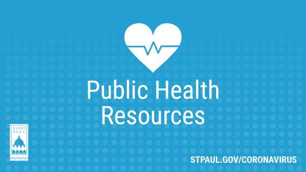 Public Health Information Banner