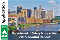 Graphic that accesses DSI 2015 annual report