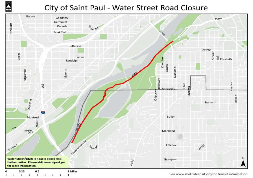 Flood Information | Saint Paul, Minnesota