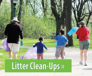 Litter Cleanups