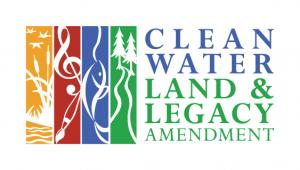 Minnesota Clean Water Land and Legacy Amendment logo