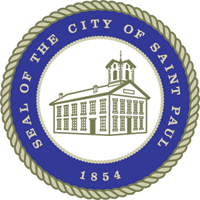 City of Saint Paul Seal